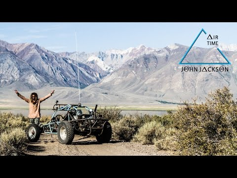 air - Air Time is a web project that follows the summer adventures of professional snowboarder John Jackson and friends, as he prepares for the upcoming winter season. In episode one the boys saddle...