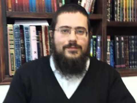 Huitième cours sur lois de Shémirat Halashone - Fin chapitre 1