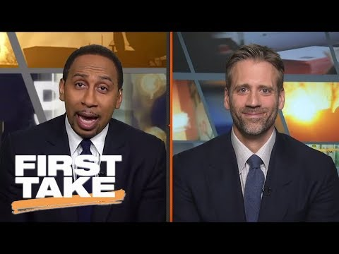 Stephen A. and Max debate if Kyrie Irving made right decision leaving Cavaliers  First Take  ESPN