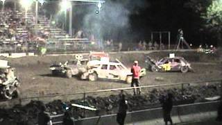 Macon (MO) United States  city photos : Macon, MO demolition derby