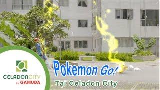 Thu phục Pikachu – Pokemon tại Celadon City - Tập 1