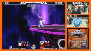 JFalls Matchup Analysis: DK (Pop Magoot) vs. Ness (Steez)