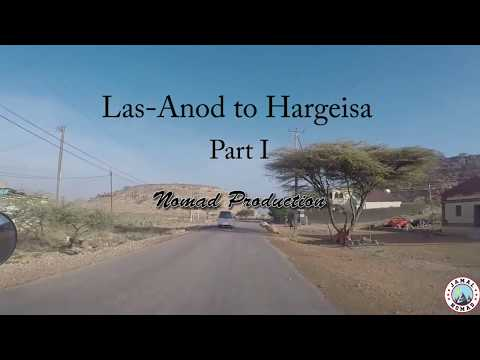 Road Tripping From Laascaanood (Las-Anod) To Hargeisa Part I