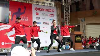 Video Ayda Jebat - Nakal Nakal Nakal [Jakel Charity Run For Rohibgya 2017] download in MP3, 3GP, MP4, WEBM, AVI, FLV January 2017
