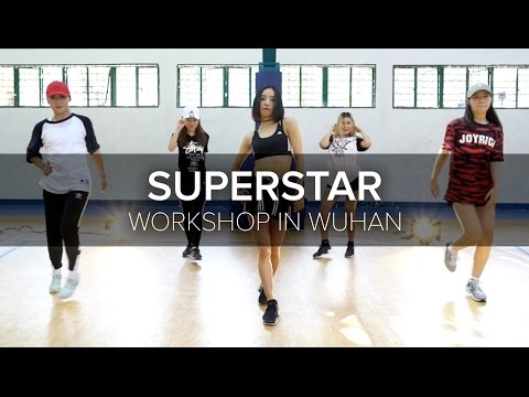 Superstar / May J Lee Choreography / 2016 China Tour: Wuhan