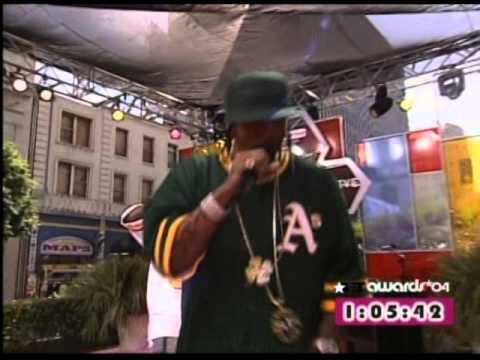 Lil Flip - Game Over (2004 Bet Awards Pre Show)