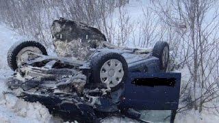 Жесткие аварии 2й недели Февраля 2016