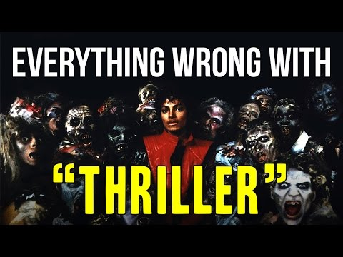 "Everything Wrong With Michael Jackson - ""Thriller"""