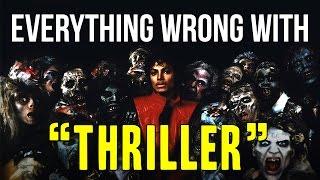 "Video Everything Wrong With Michael Jackson - ""Thriller"" MP3, 3GP, MP4, WEBM, AVI, FLV Juli 2018"