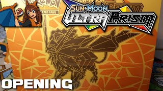 A LOOK Into the (Recent) Past! Opening an Ultra Prism Elite Trainer Box of Pokemon Cards! by Flammable Lizard