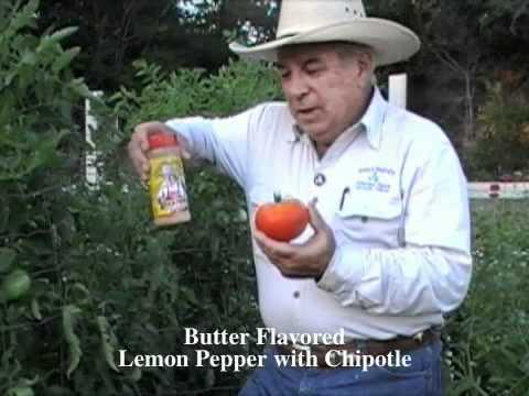 Lemon Pepper with Chipotle Seasoning