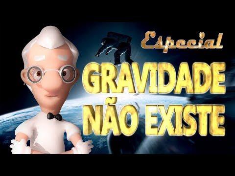 PROFESSOR TERRA PLANA ESPECIAL - A GRAVIDADE NÃO EXISTE