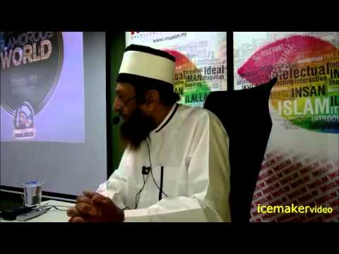 Muslim Youth in a Glamorous World P2 By Sheikh Imran Hosein