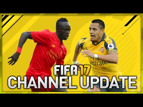 Liverpool Vs Arsenal - Channel Update! (FIFA 17)