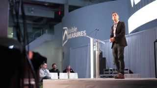 A quick look back at the 2014 Advertising Age Viral Video Awards, co sponsored by Visible Measures. For more visit...