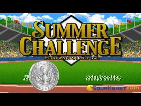 Summer Challenge PC