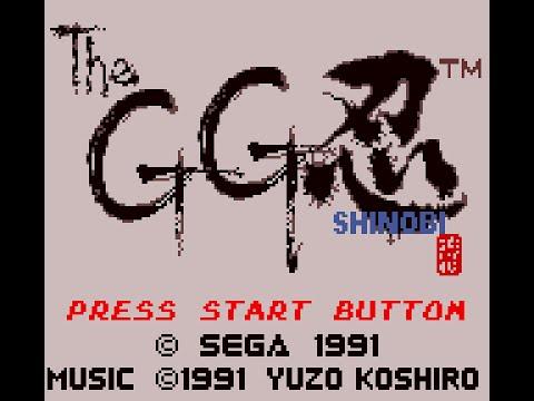 Game Gear Longplay [007] GG Shinobi