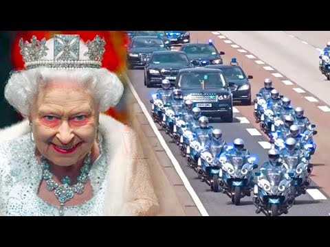 15 Most Heavily Guarded People In The World!