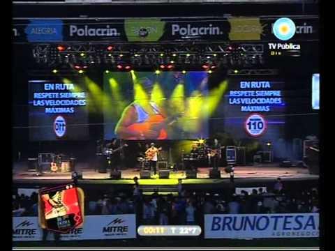 Festival Jesús María 15-01-11 El Negro Ferreyra