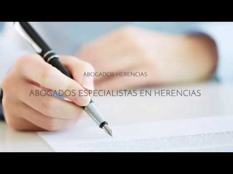 Abogados herencias[;;;][;;;]