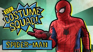 Video Make Your Own Spider-Man Homecoming Suit - DIY Costume Squad MP3, 3GP, MP4, WEBM, AVI, FLV Juni 2019