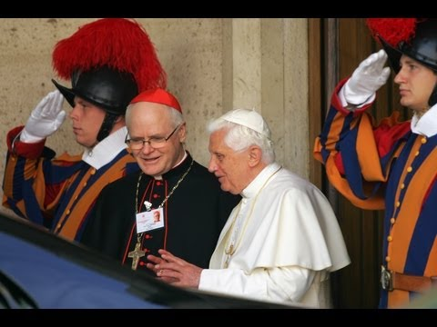 Habemus Papabili - Cardinal Odilo Pedro Scherer