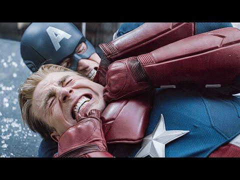 Cap vs Captain America Fight Scene - AVENGERS 4: ENDGAME (2019) Movie Clip