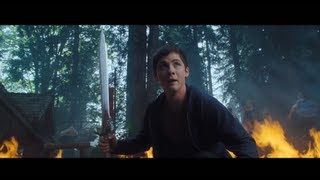 Nonton Percy Jackson  Sea Of Monsters Official Trailer    2013  Film Subtitle Indonesia Streaming Movie Download