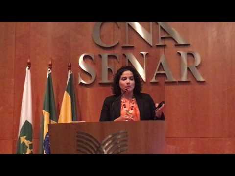 Balanço 2016 e Perspectivas 2017: Lígia Dutra / Superintendente de Relações Internacionais da CNA