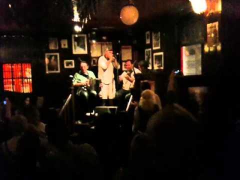 LadLane with Tim Ryan on Harmonica (Temple Bar, Dublin)