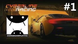 Nonton Cyberline Racing Android GamePlay #1 (1080p) Film Subtitle Indonesia Streaming Movie Download
