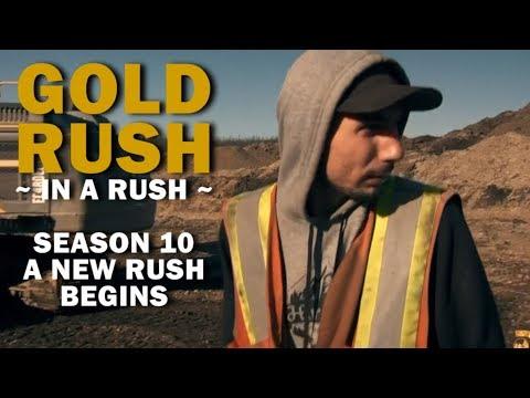 Gold Rush (In a Rush) | Season 10, Episode 2 | A New Rush begins