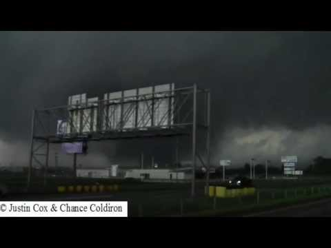 Moore - NOT FOR BROADCAST. Raw footage of Fast Unit 53's (Chance Coldiron & Justin Cox) coverage of the Moore tornado that was used by KOCO5 during the event on May ...