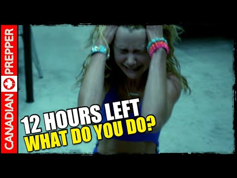 12 Hours Till Doomsday: These Final Hours Movie Review