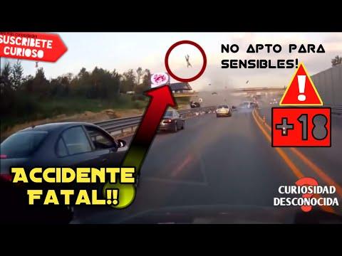 Accidentes Fatales #2 (Recopilación +18) 2018-2019!!