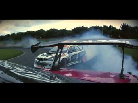 Maxxis British Drift Championship - RD3 - Teesside Teaser