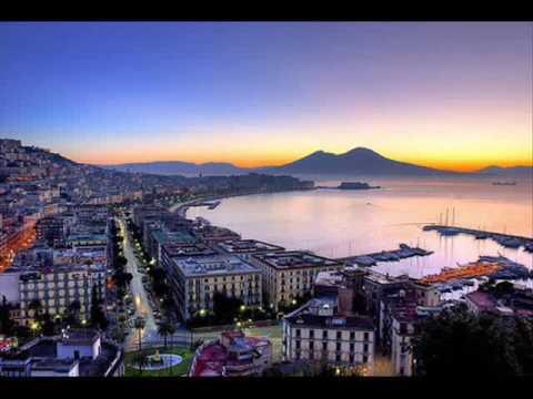 Неаполь. Музыка Пино Даниеле