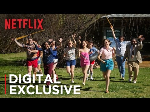 Wet Hot American Summer: First Day of Camp | Meet the Staff Orientation Video [HD] | Netflix
