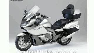 2. 2012 BMW K 1600 GTL Details & Features