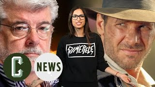 Indiana Jones 5 - George Lucas Not Involved in the Story | Collider News by Collider