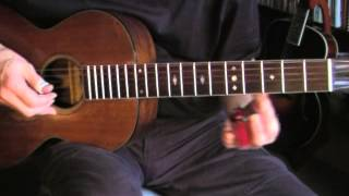 Slide Guitar Lesson with FREE TAB - Furry's Warm Up Blues