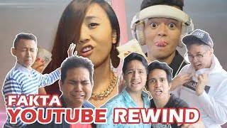 Video Sejarah Di Balik YOUTUBE REWIND Pertama Di Indonesia MP3, 3GP, MP4, WEBM, AVI, FLV Desember 2018