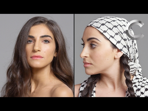 100 Years of Beauty in 1 Minute Israel Palestine