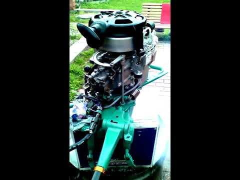 лодочный мотор вихрь с зажиганием от ваз 2108