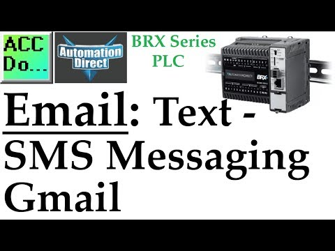 BRX PLC Email – Text SMS Messaging Gmail