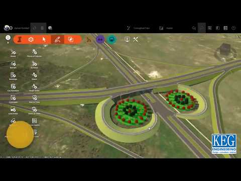BIM applications for Roads and infrastructure projects- Autodesk infraworks
