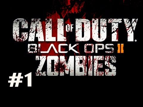 Black Ops 2 Zombies TRANZIT w/ Kootra Ep.1 - AND SO IT BEGINS Video