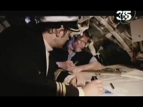 Немецкая субмарина-невидимка U-480 Альберих. Документальный фильм. (видео)