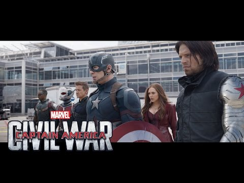 MOVIES: Captain America: Civil War - Super Bowl TV Spot