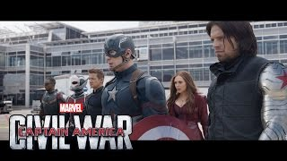 Captain America: Civil War - Big Game Spot (2016)